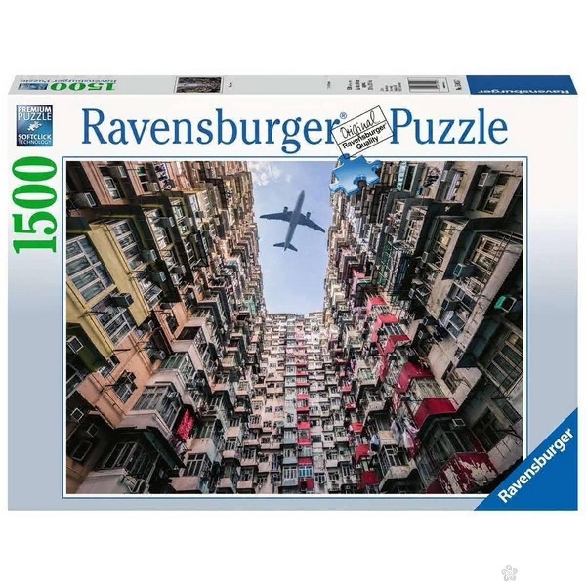 Ravensburger puzzle Uhvaćen momenat RA15013