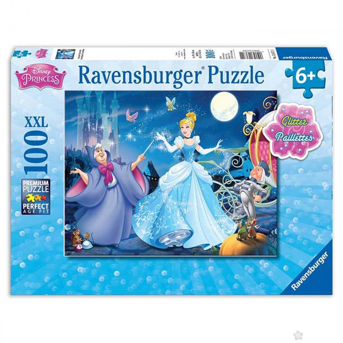 Ravensburger puzzle 100XXL Princeze RA13671