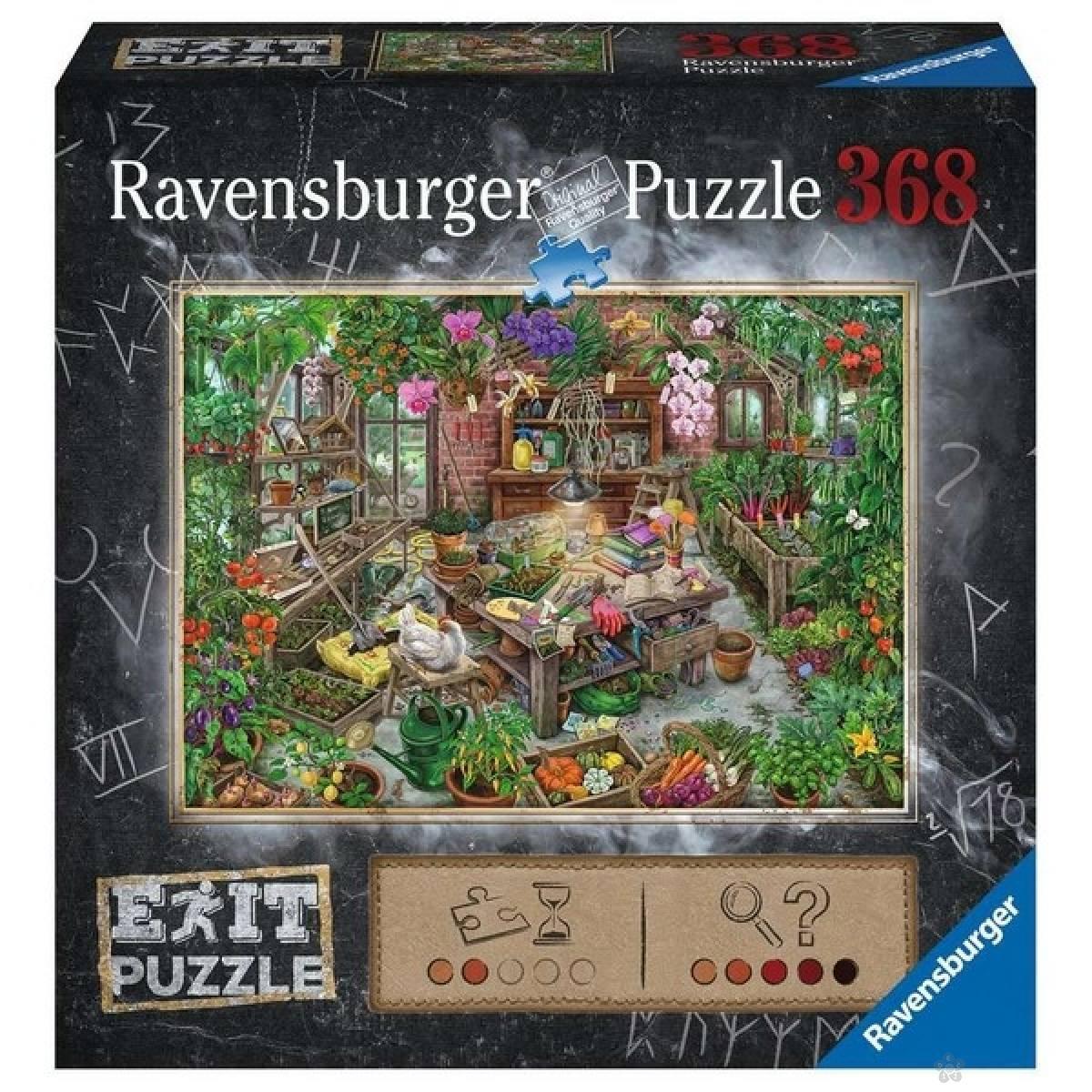 Ravensburger puzzle Exit puzzla RA16483