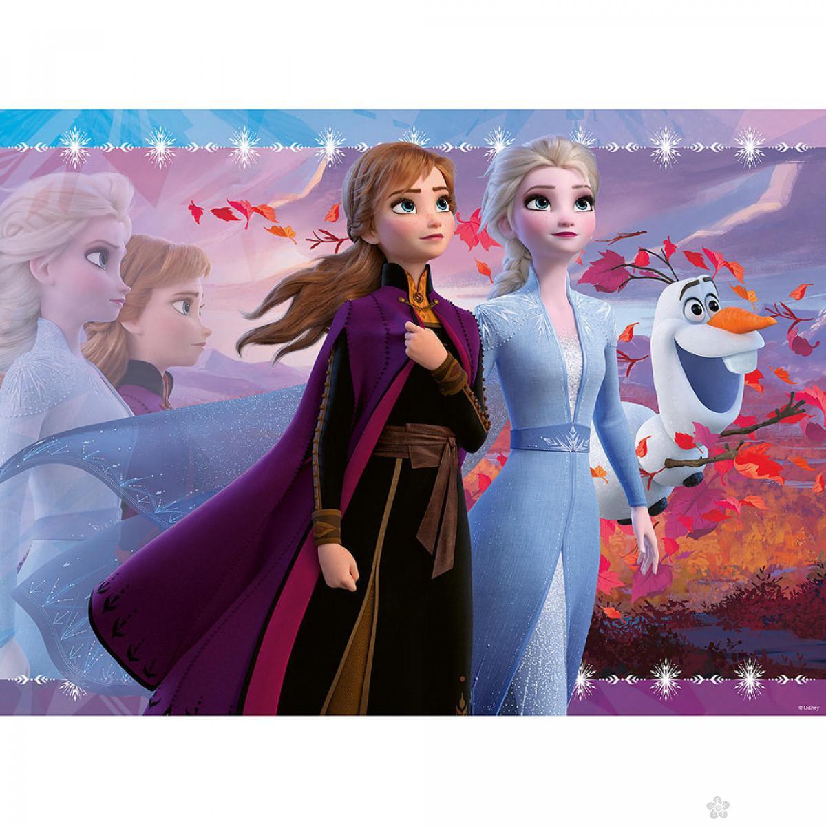 Ravensburger puzzle Frozen RA12868
