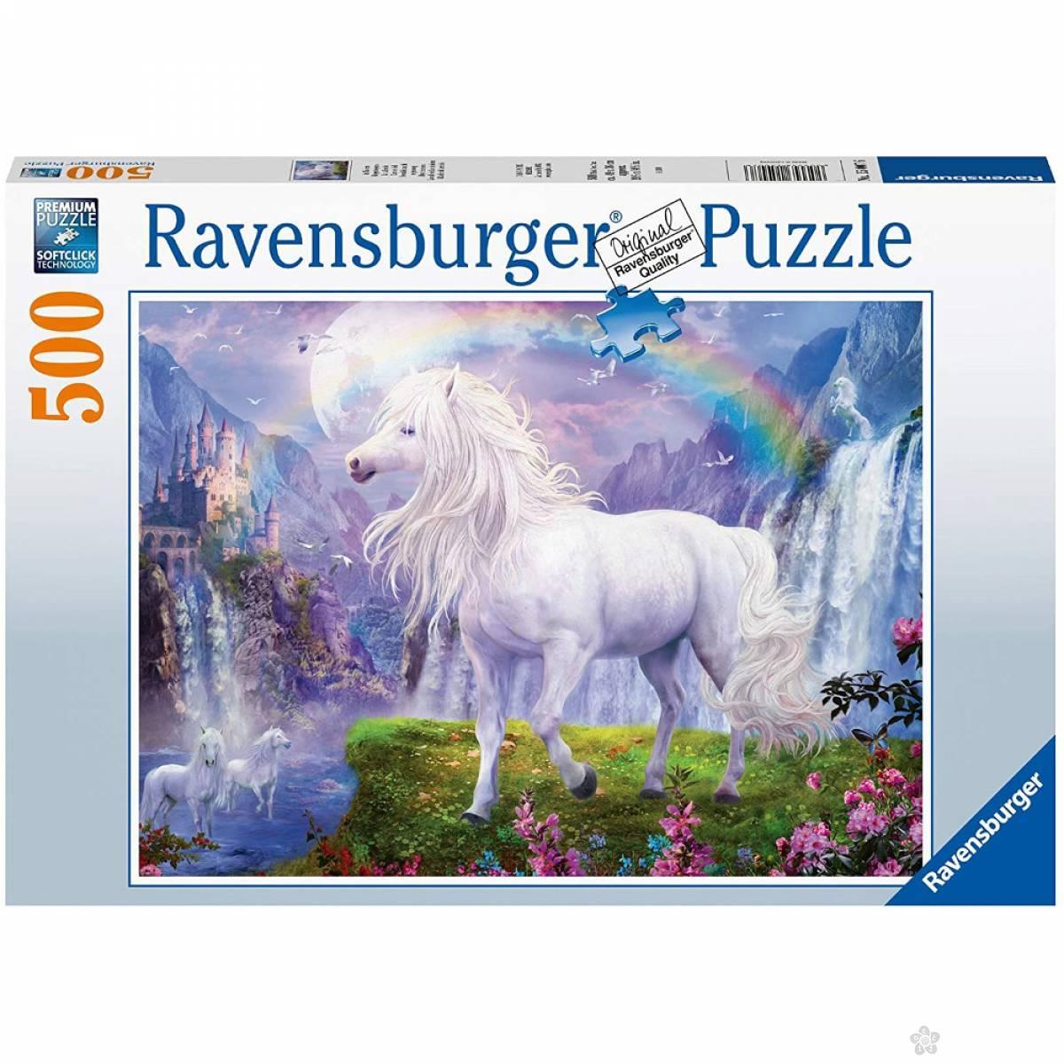 Ravensburger puzzle Ispod duge RA15007
