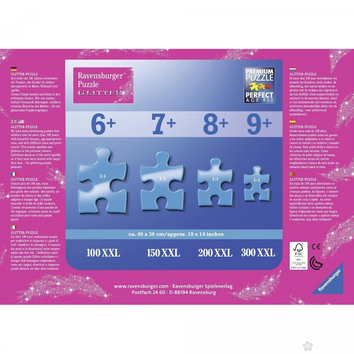 Ravensburger puzzle Jednorog RA13928