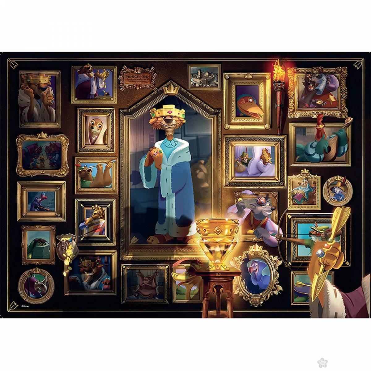 Ravensburger puzzle Kralj John RA15024