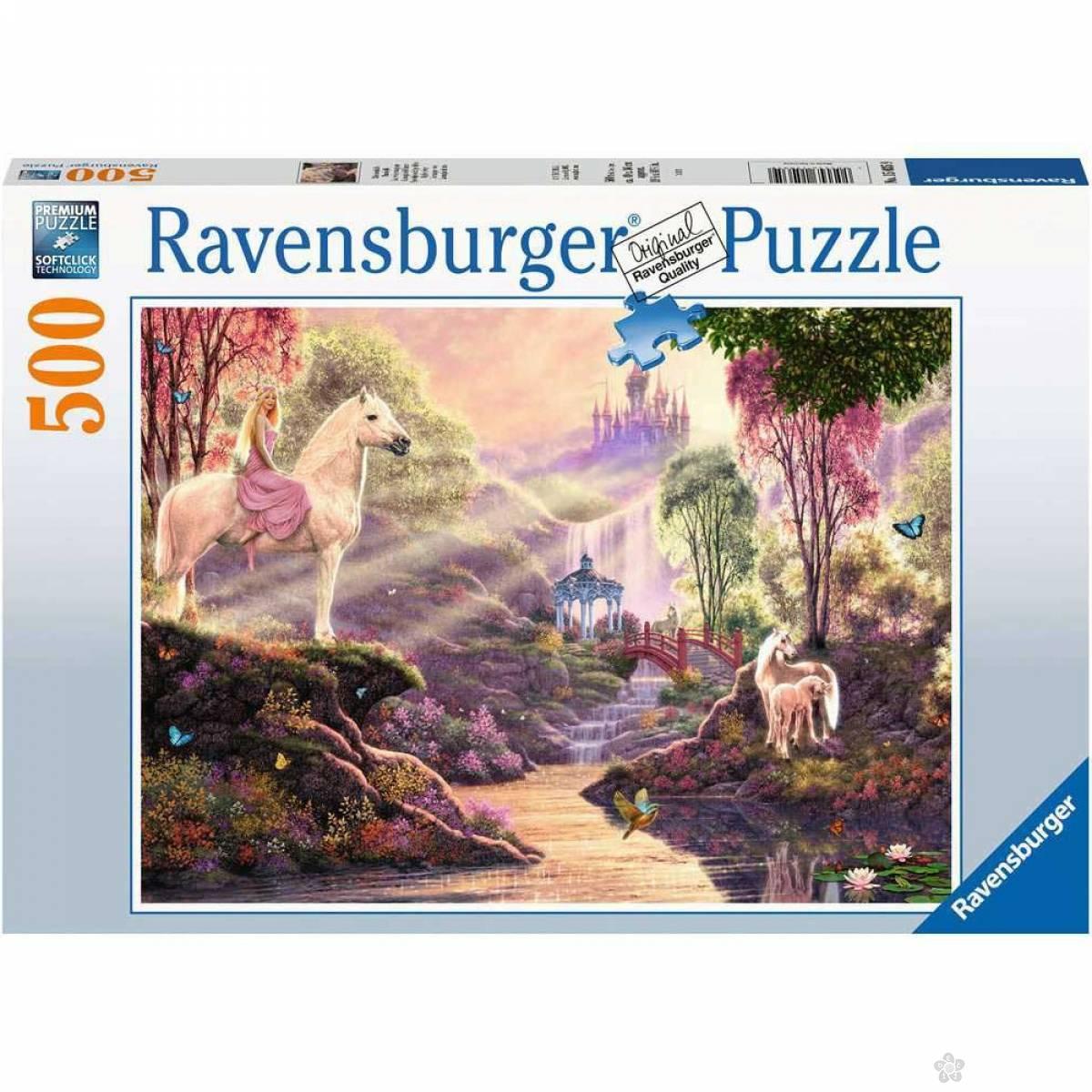 Ravensburger puzzle Magična reka RA15035