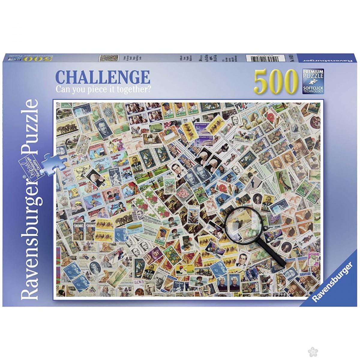 Ravensburger puzzle Markice RA14805