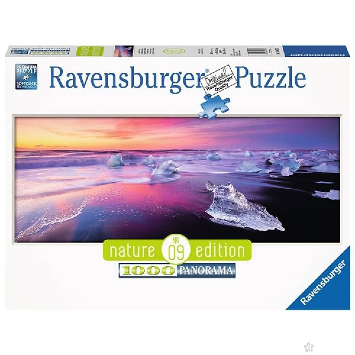 Ravensburger puzzle Panorama Island RA15075