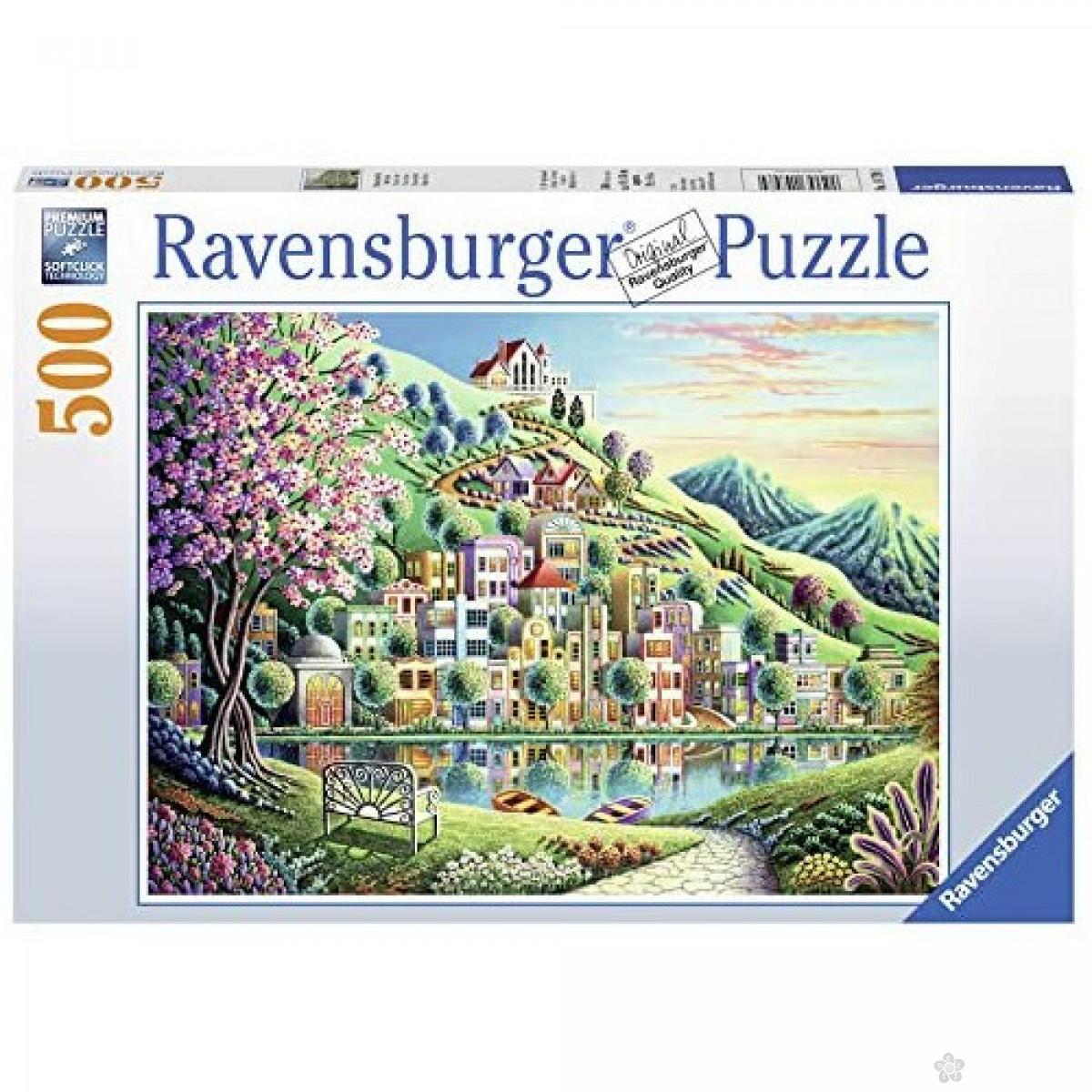 Ravensburger puzzle Priroda RA14798