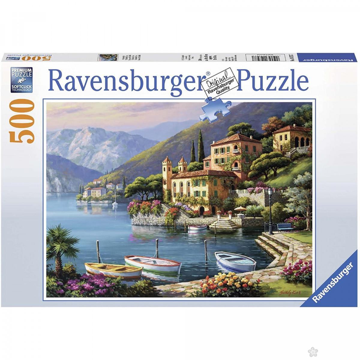 Ravensburger puzzle Savršen pogled RA14797