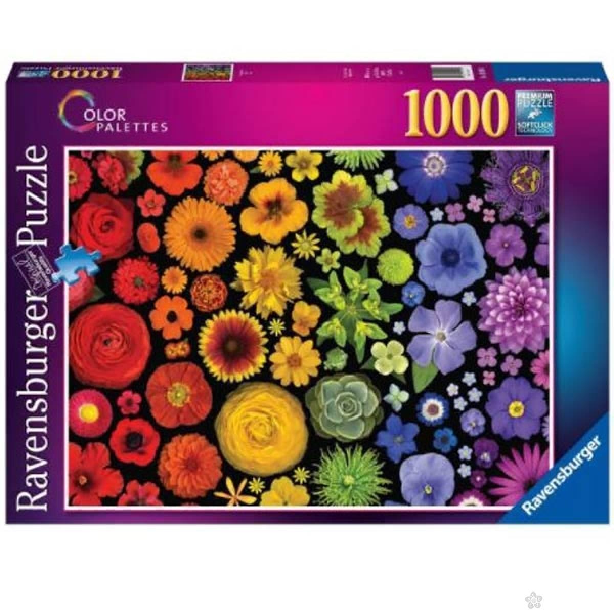 Ravensburger puzzle slagalice Moć cveća RA15999