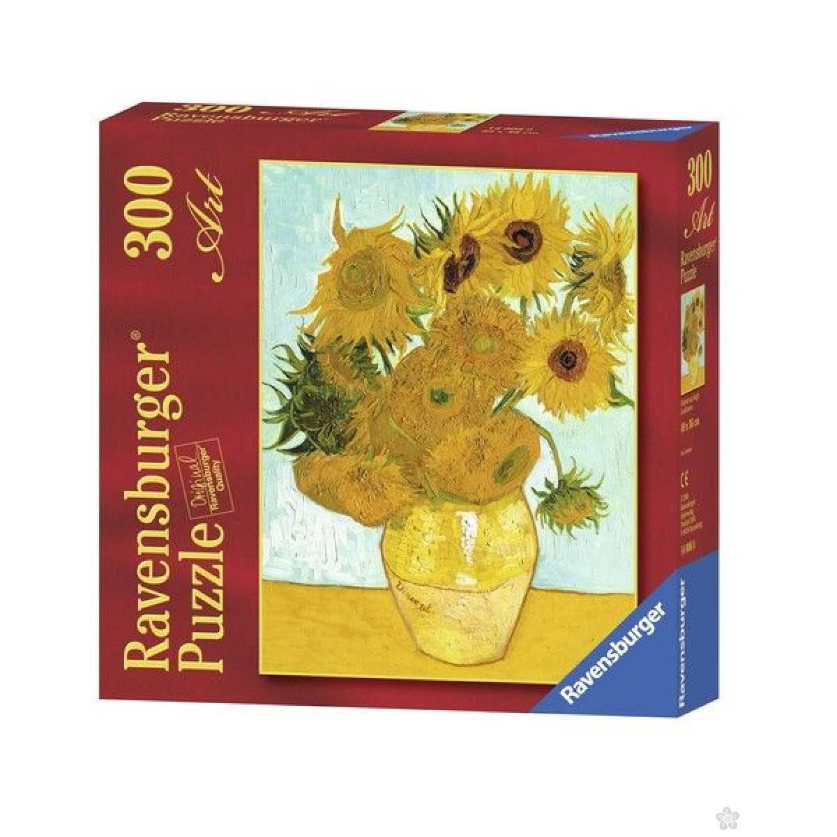 Ravensburger puzzle slagalice Van Gogh RA14006