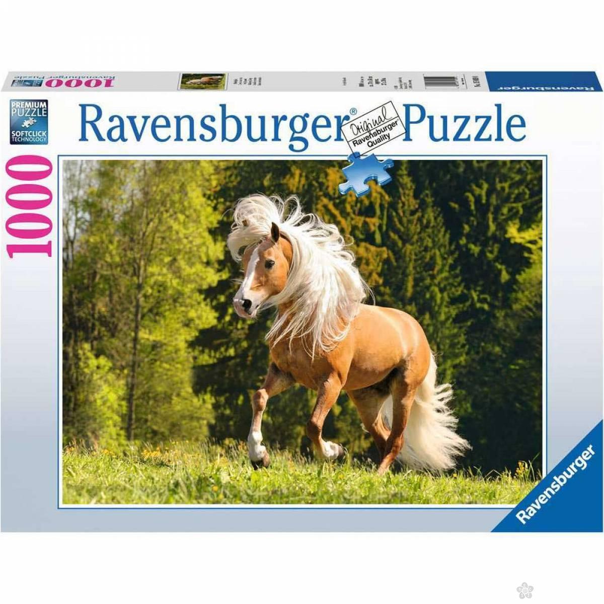 Ravensburger puzzle Srećan konj RA15009