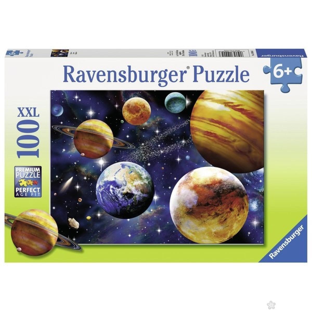 Ravensburger puzzle - Svemir