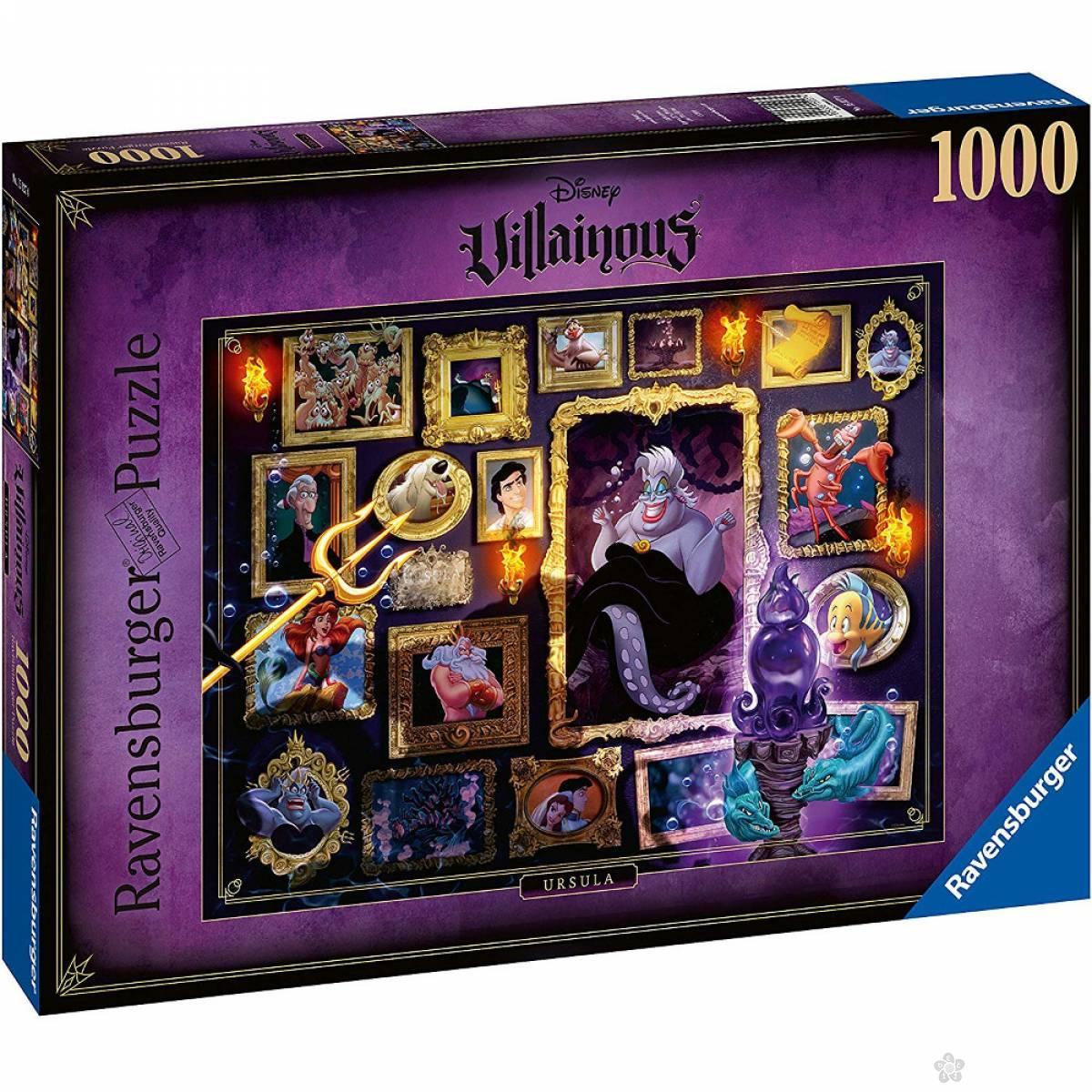 Ravensburger puzzle Ursula RA15027