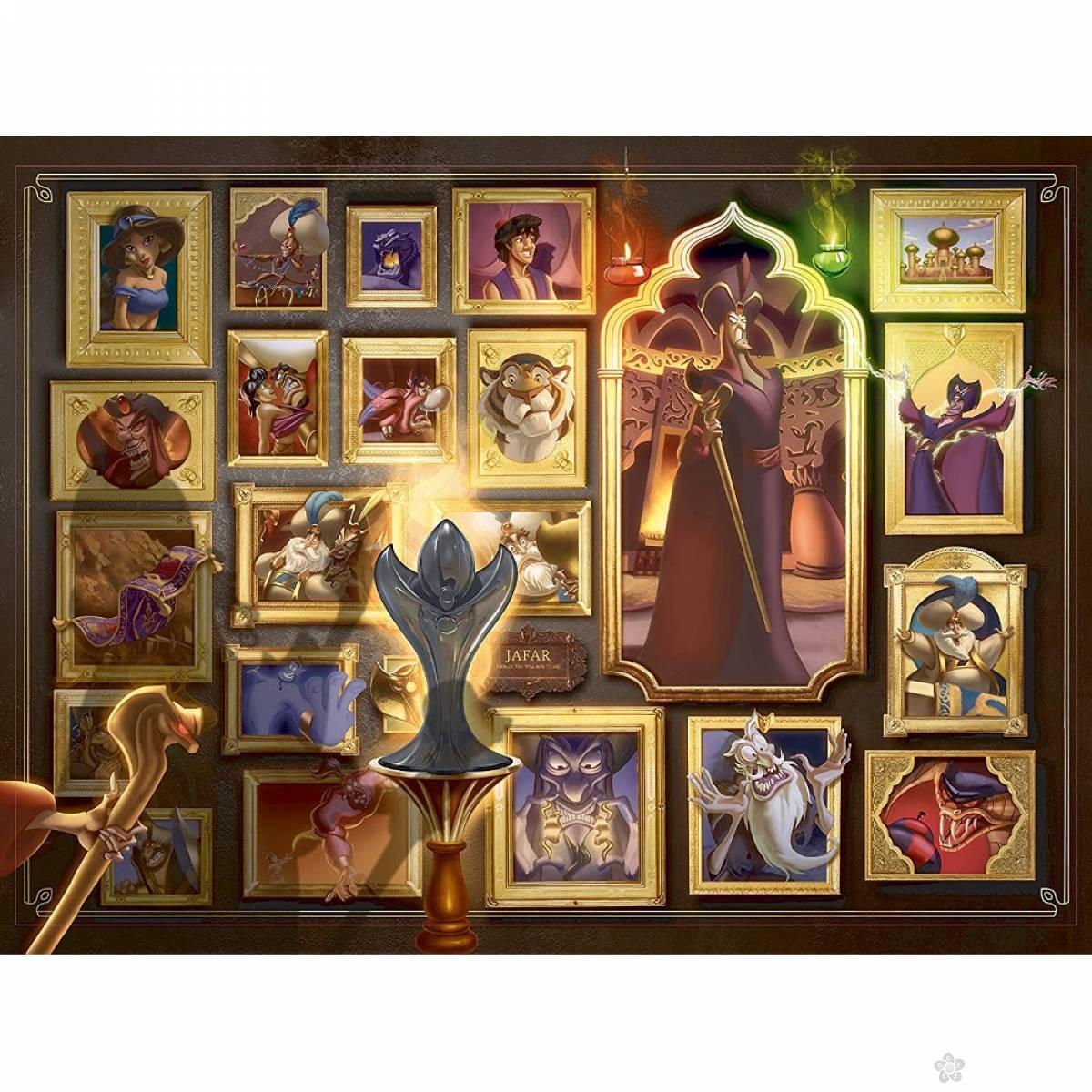 Ravensburger puzzle Villainous - Jafar RA15023