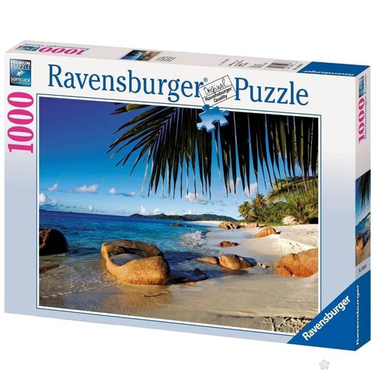 Ravensburger puzzle Ispod palmi RA19018