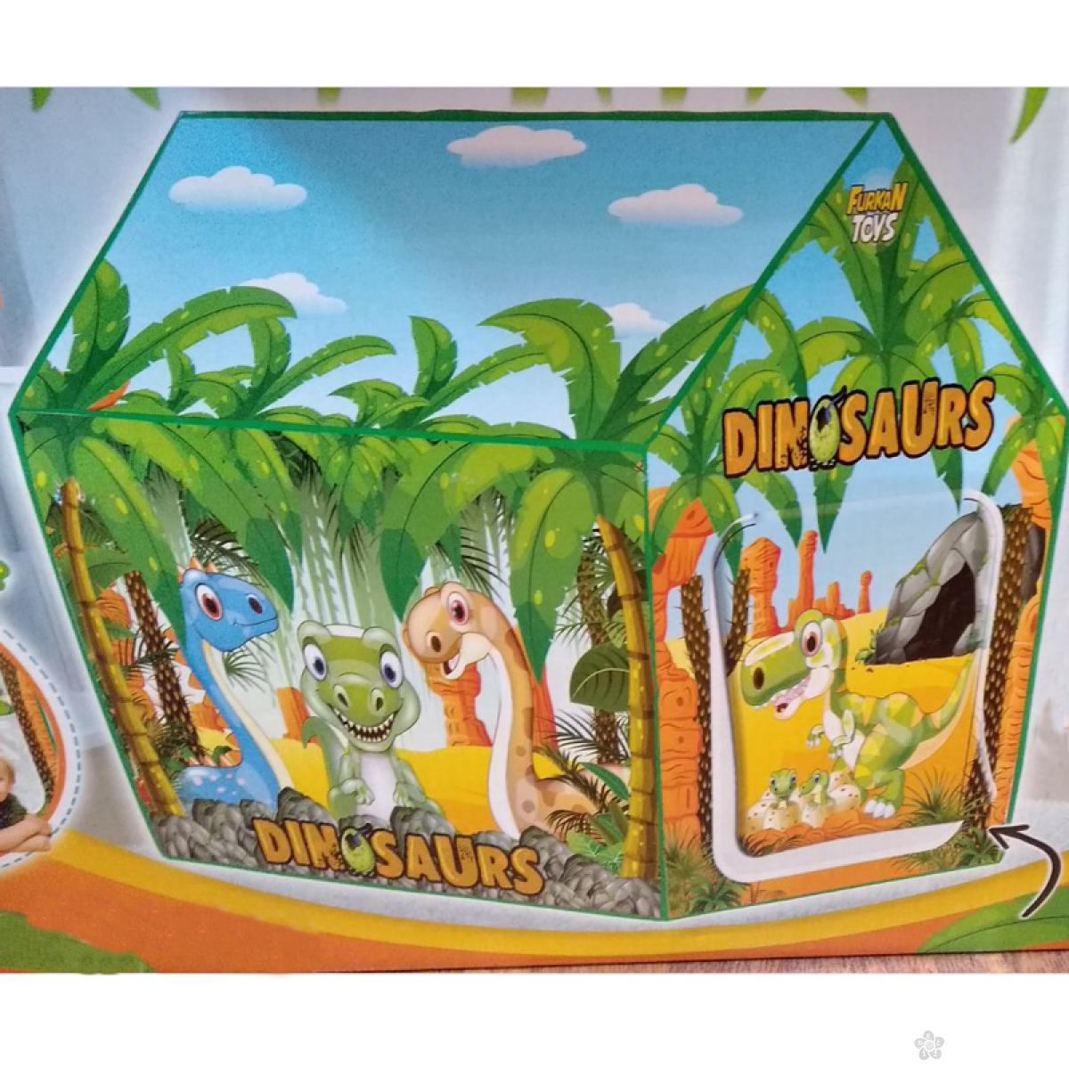 Šator Dinosaurus 58017