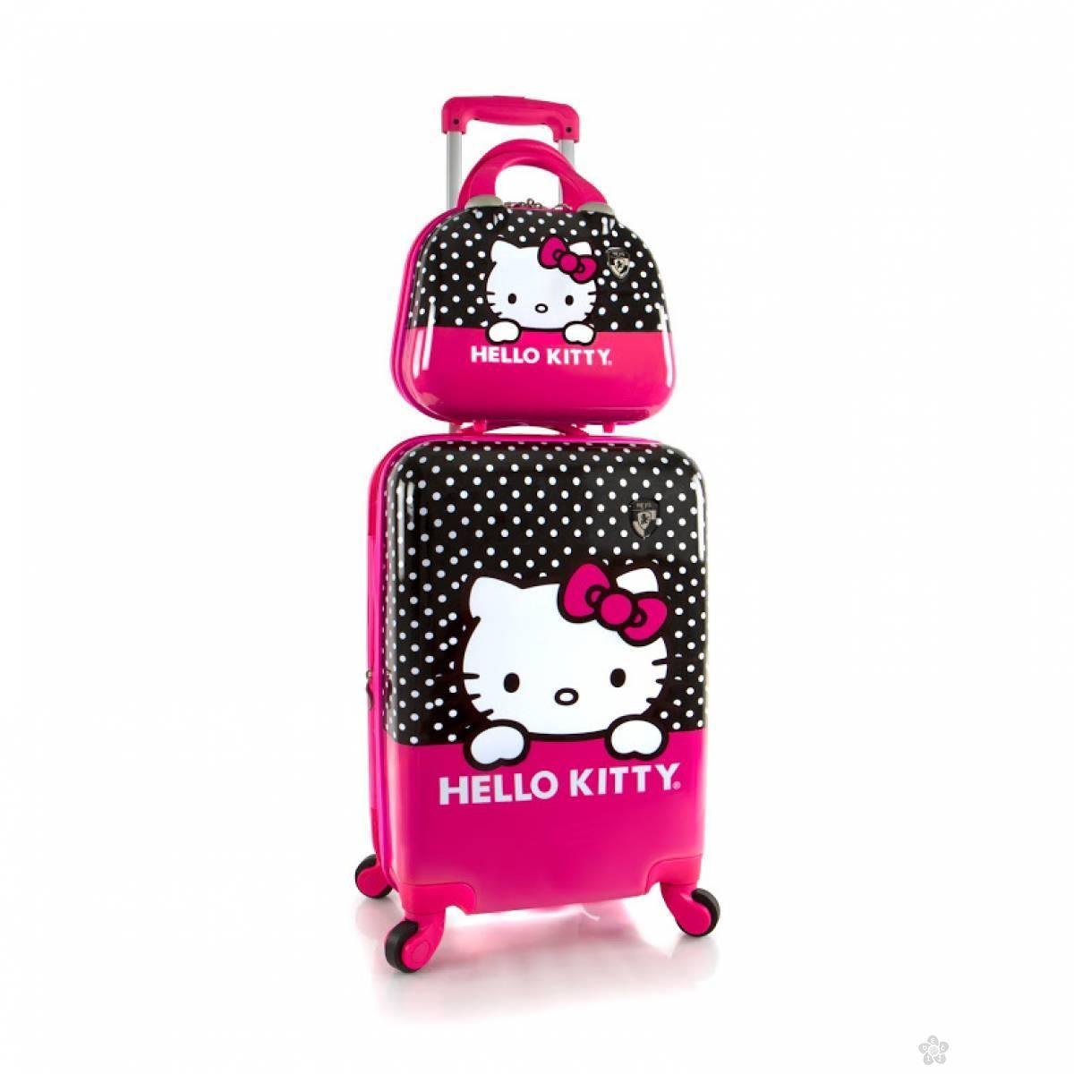 Set kofer i neseser Hello Kitty 16217-6042-00