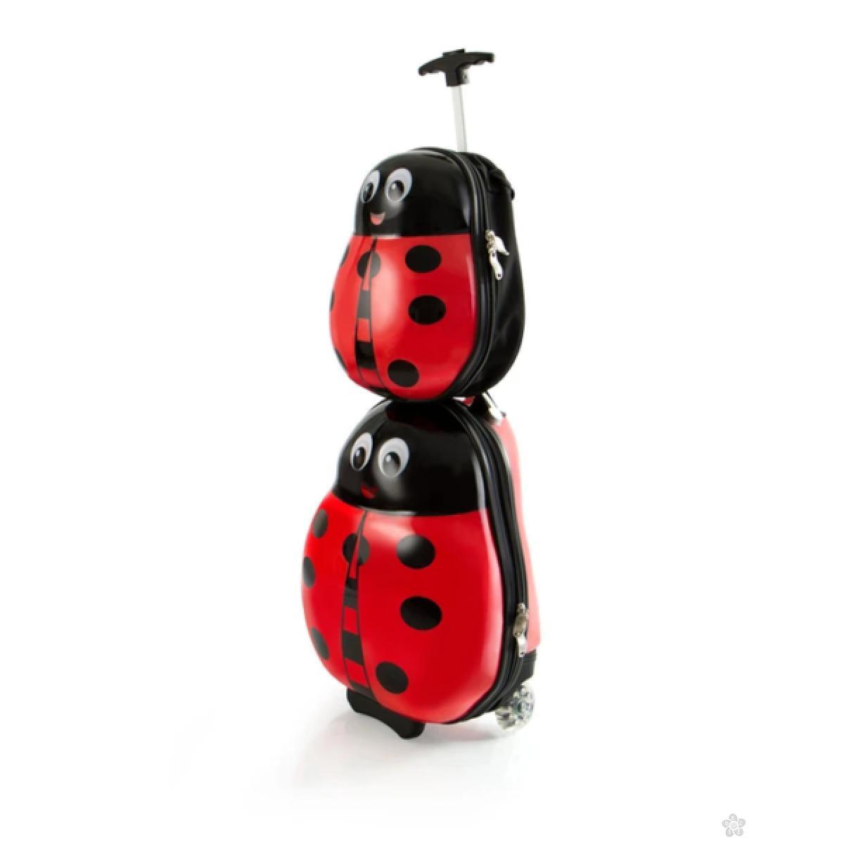 Set kofer i ranac Lady Bug  3030-3087-00