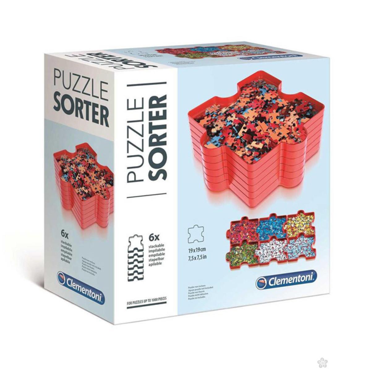 Sorter za puzzle Clementoni 37040
