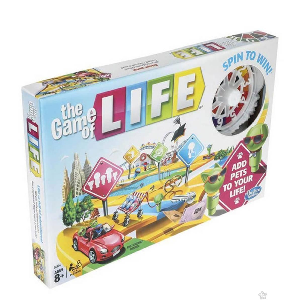Društvena igra The Game of Life