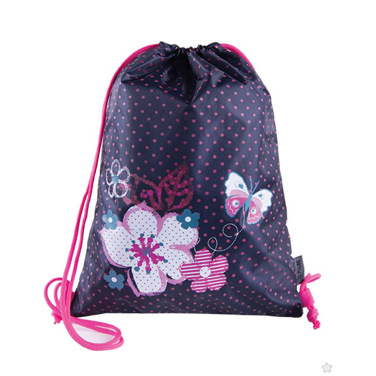 Torba za patike Flowers Butterfly 121673