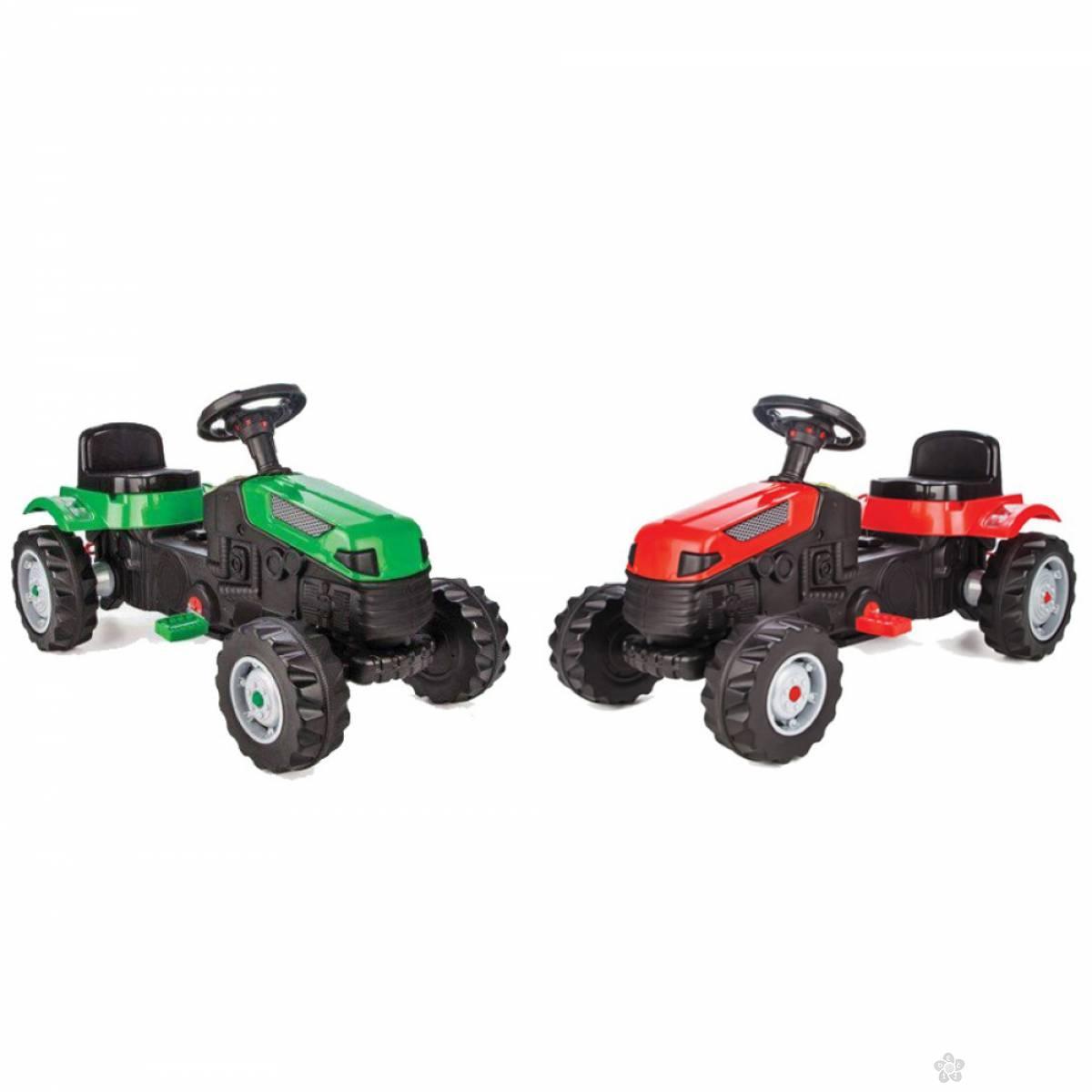 Traktor na pedale 80704
