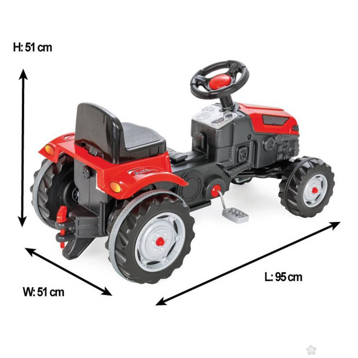Traktor na pedale Speed 07314