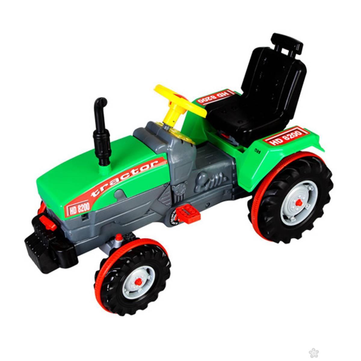 Traktor na pedale  veliki 72949