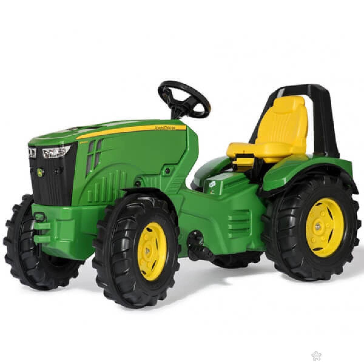 Traktor na pedale Rolly X-Trac Premium John Deere 640034