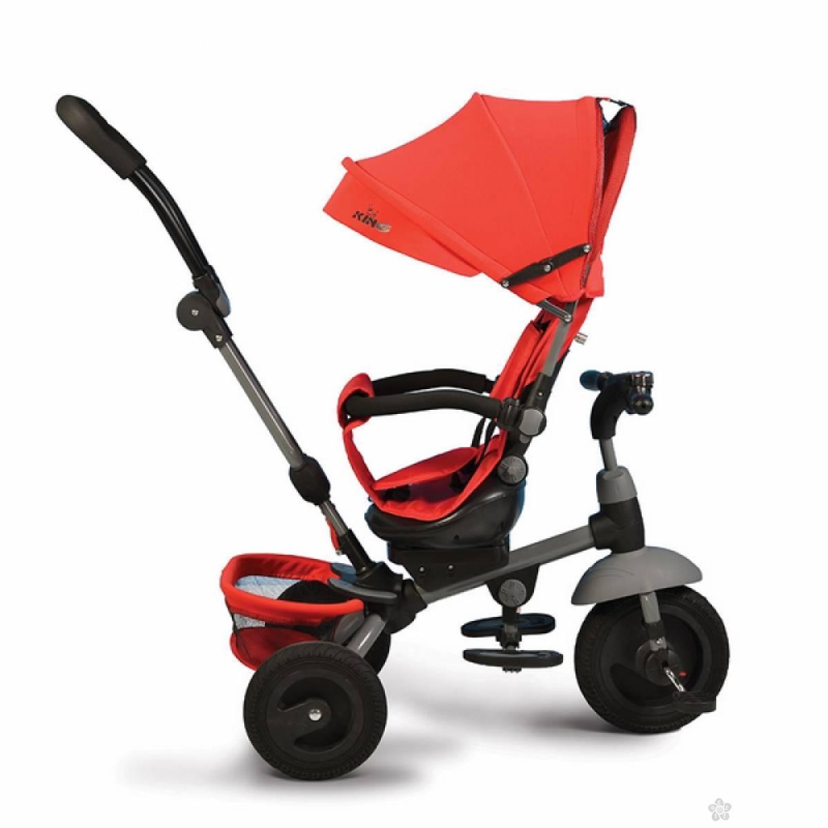 Tricikl model 425-1 CRVENI