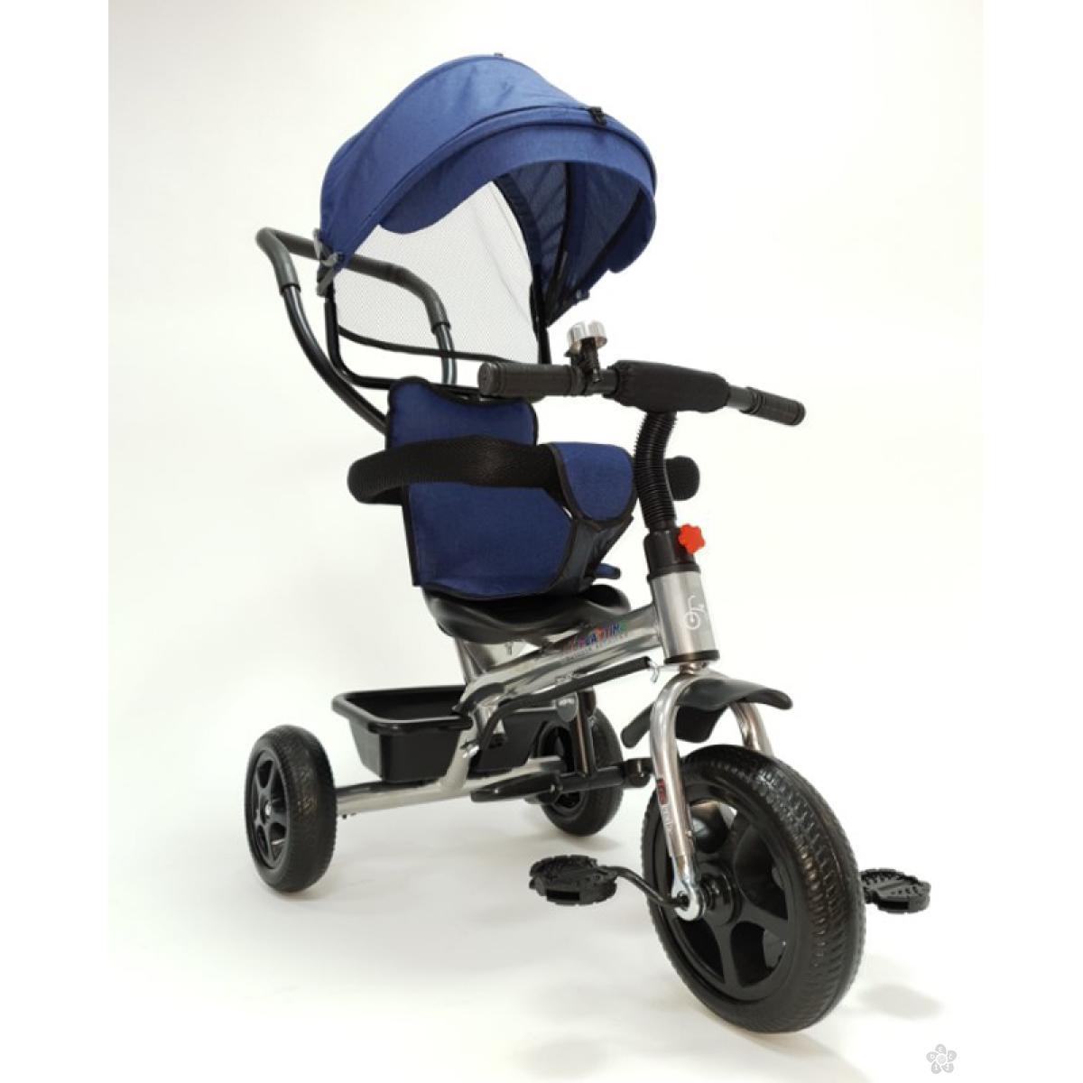 Tricikl Playtime Little 415-1  PLAVI
