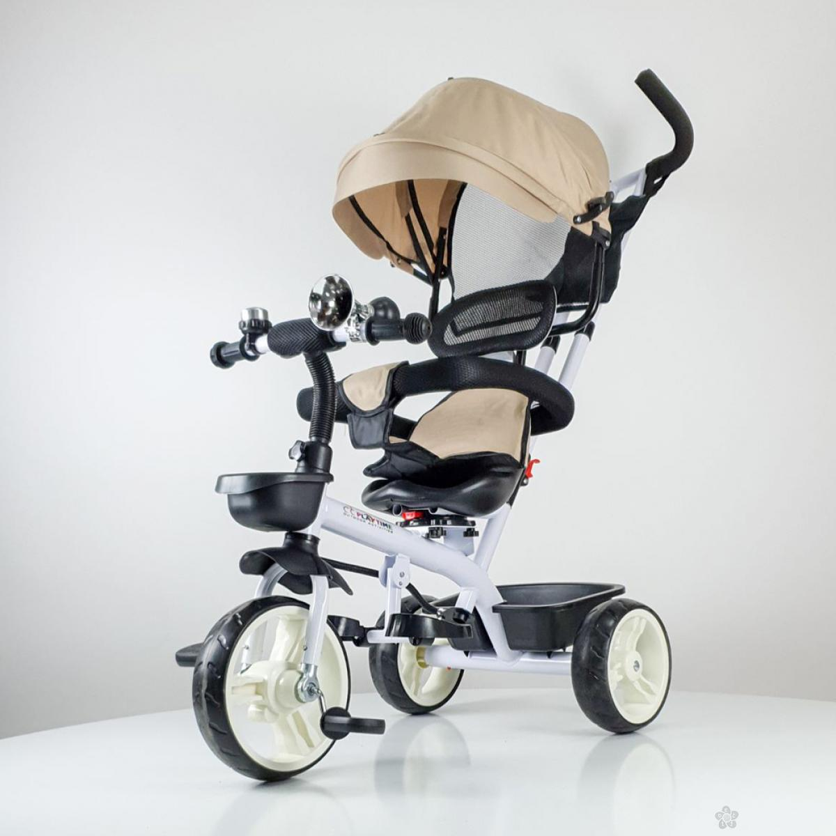 Tricikl Playtime model 439 BEŽ