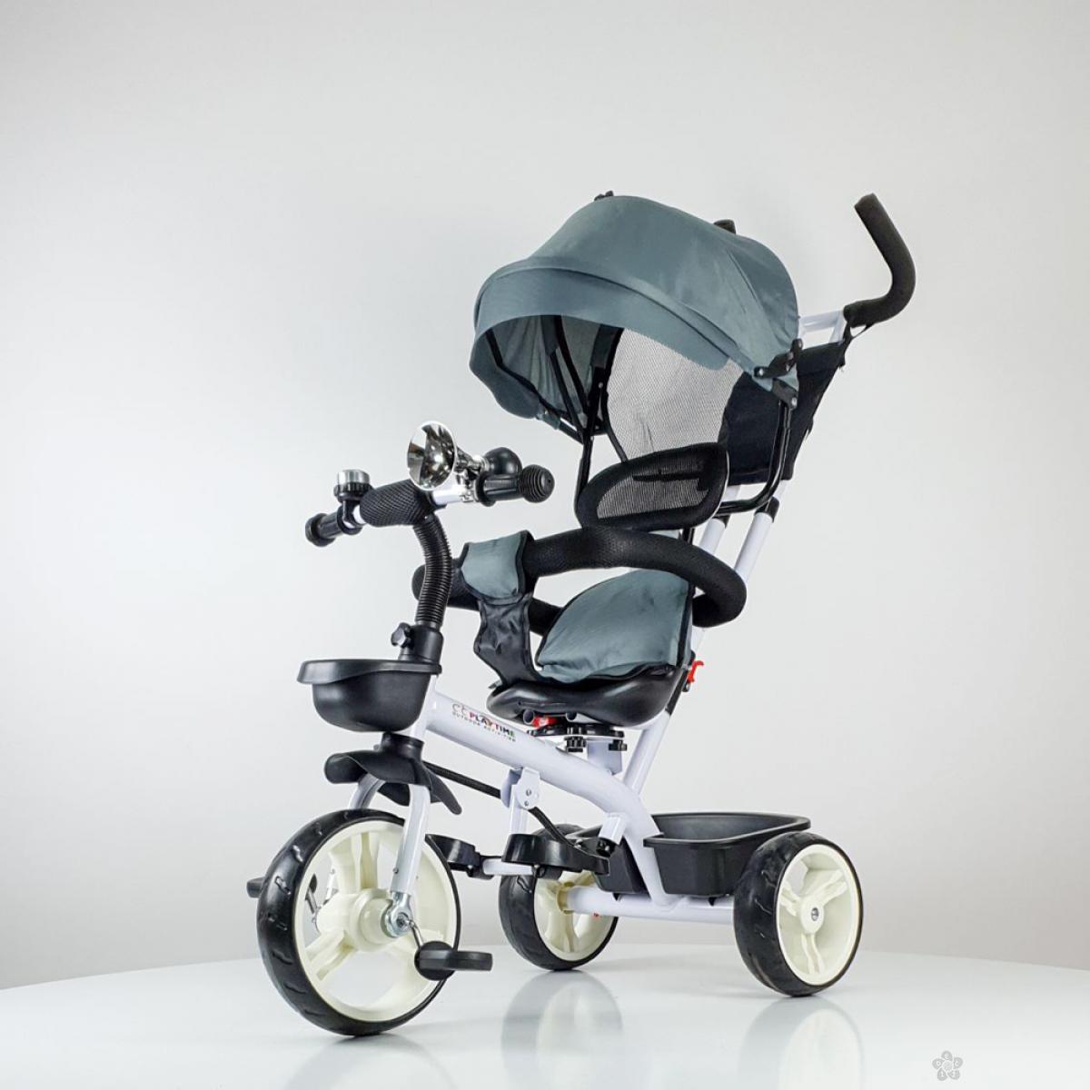 Tricikl Playtime model 439 SIVA