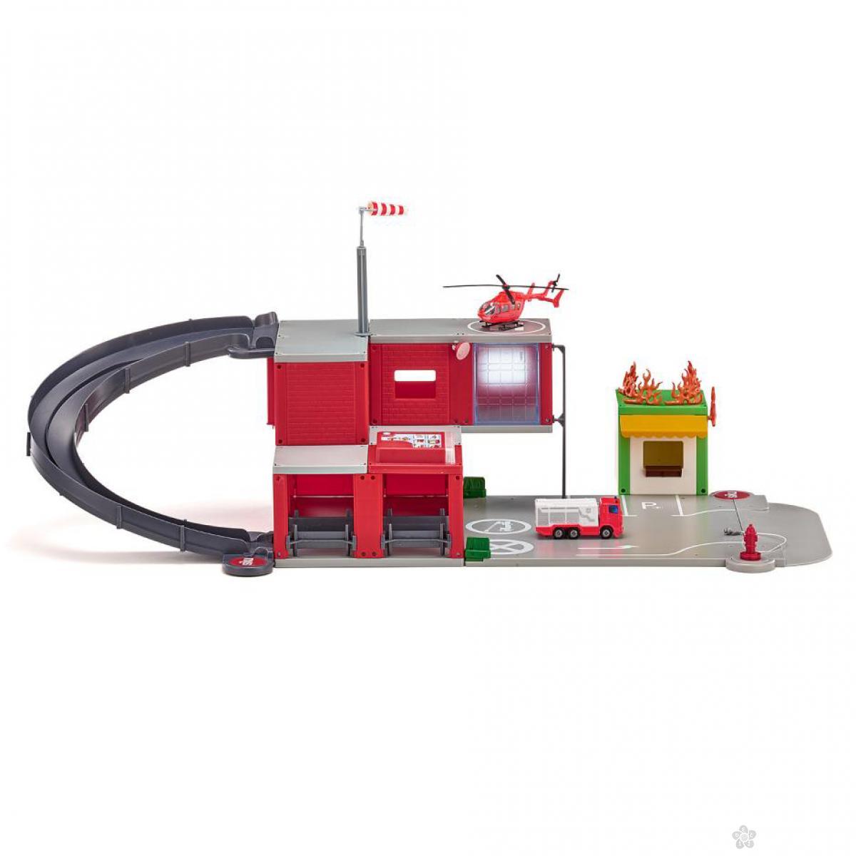 Vatrogasna stanica Siku 5508